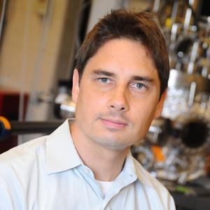 Portrait of Prof. William Bailey