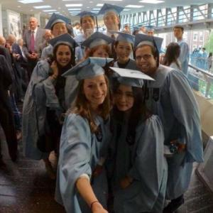 Medical Physics Class of 2017