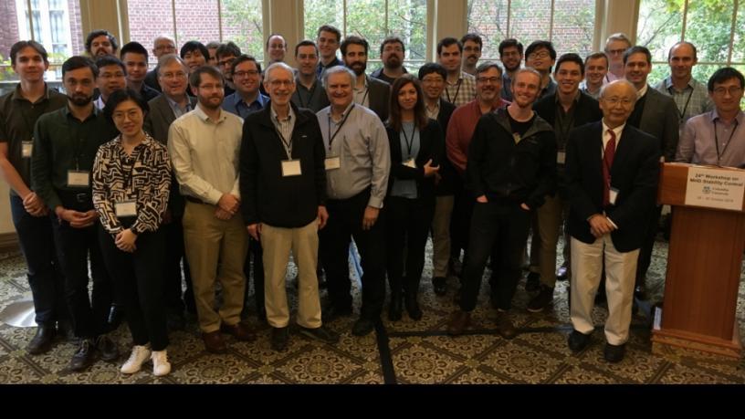 2019 MHD Control Workshop Participants